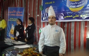 AlAseel Chicken Tasting at Salmiya Coop 25th January 2012